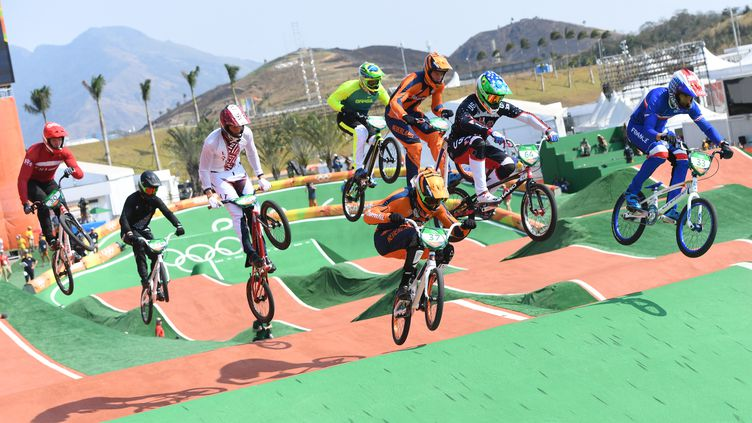 Joris Daudet ne sera pas champion olympique à Rio (FELIX K?STLE / DPA)