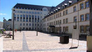La cité judiciaire de Luxembourg. (KLAUS NOWOTTNICK / DPA / AFP)