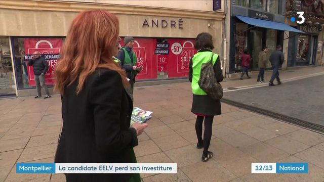 Municipales à Montpellier : la candidate EELV, Clothilde Ollier, perd son investiture