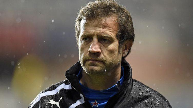 L'entraîneur de Montpellier Fabien Galthié
