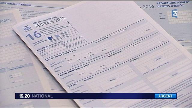 Déclaration d'impôts : dernière ligne droite