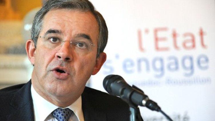 Thierry Mariani, ministre chargé des transports (AFP)