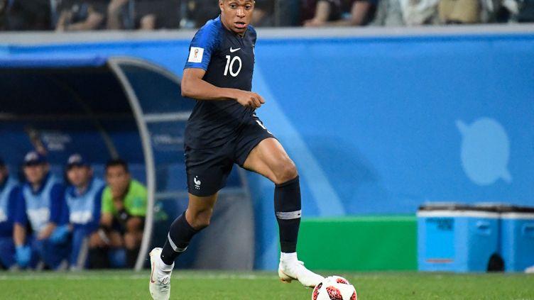 Kylian Mbappé (CHRISTOPHE SIMON / AFP)
