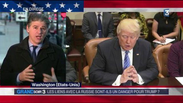 États-Unis : les liens avec la Russie sont-ils un danger pour Trump ?
