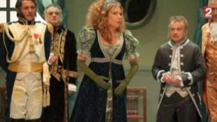 Madame Sans Gêne avec Clémentine Célarié le 14 juin à 20h35 sur France 2  (Culturebox)