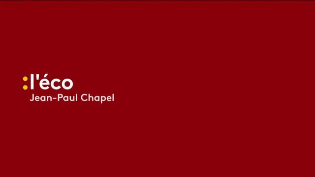 """Invité de Jean-Paul Chapel dans """":l'éco"""", Blaise Desbordes, directeur général de Max Havelaar France, est venu parler du commerce équitable."""