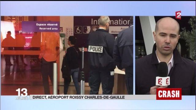 Crash d'un avion EgyptAir : les familles des disparus prises en charge par des spécialistes