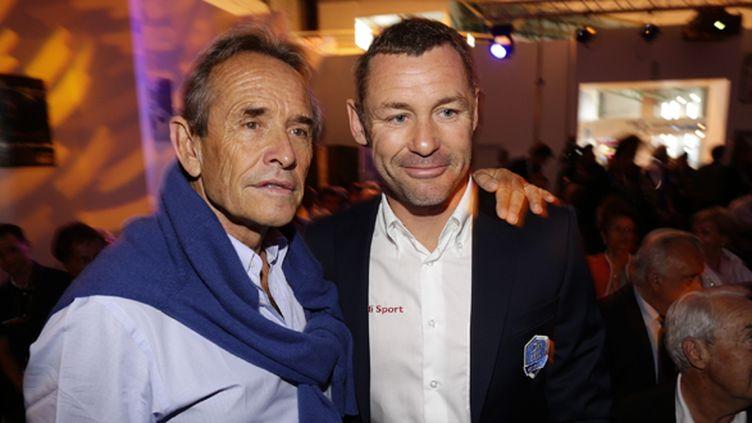 """Jacky Ickx et Tom Kristensen, les """"Messieurs Le Mans"""" (AUDI COMMUNICATIONS MOTORSPORT / AUDI COMMUNICATIONS MOTORSPORT)"""