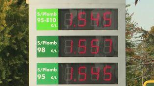 Prix des carburants : où trouver les stations les moins chères ? (France 2)