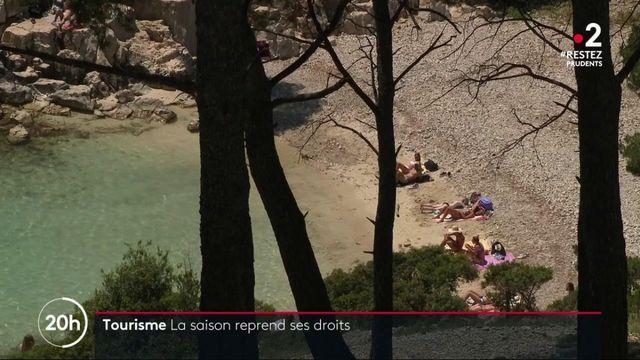 Déconfinement : la saison touristique reprend ses droits