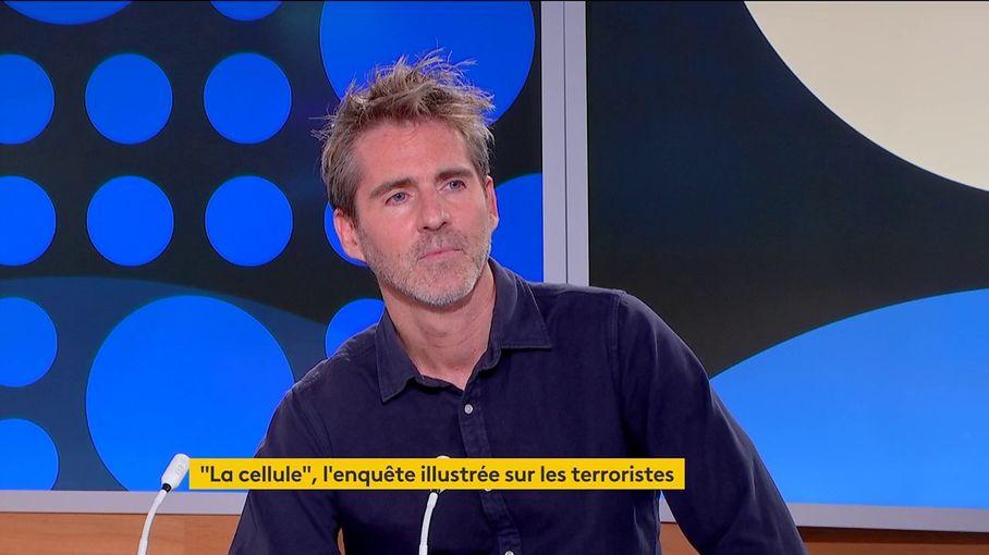 """BD :""""La cellule"""", enquête illustrée sur les attentats du 13-Novembre"""