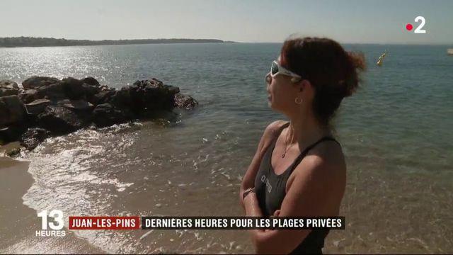 Côte d'Azur : dernières heures pour certains restaurants de plages