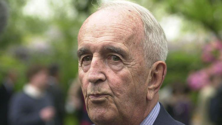 (André Rousselet, le fondateur de Canal+ est mort à l'âge de 93 ans © MaxPPP)