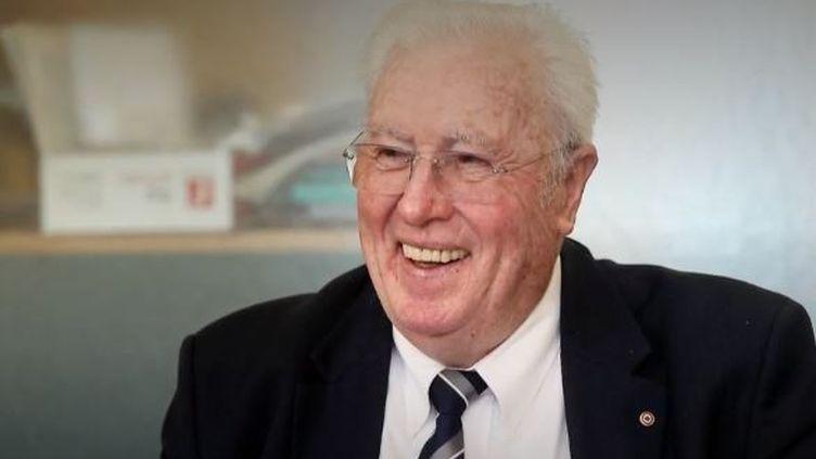 Jean-Mathieu Michel, le maire de Signes (Var) décédé. (FRANCE 2)