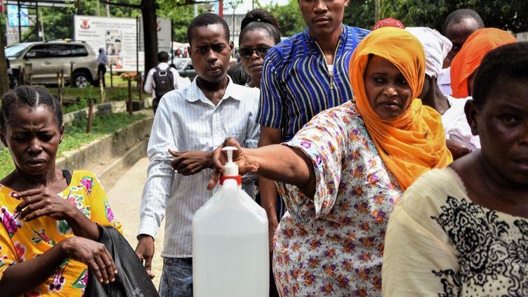 Aucune statistique n'a été publiée depuis mai 2020 sur la situation de l'épidémie de coronavirus en Tanzanie. (ERICKY BONIPHACE / AFP)