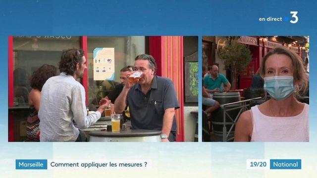 Marseille : des mesures restrictives pour les cafés et les bars