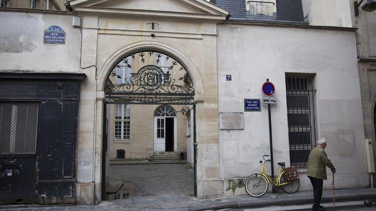 """L'atelier des Grands-Augustins où Picasso a peint """"Guernica""""  (VINCENT WARTNER/20 Minute/SIPA)"""