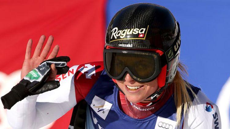 La Suissesse Lara Gut