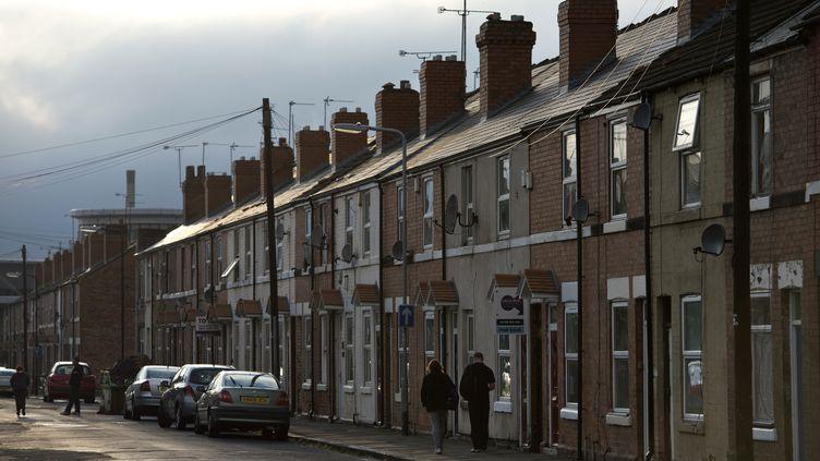 La ville de Rotherham (Royaume-Uni), le 6 octobre 2014. (OLI SCARFF / AFP)