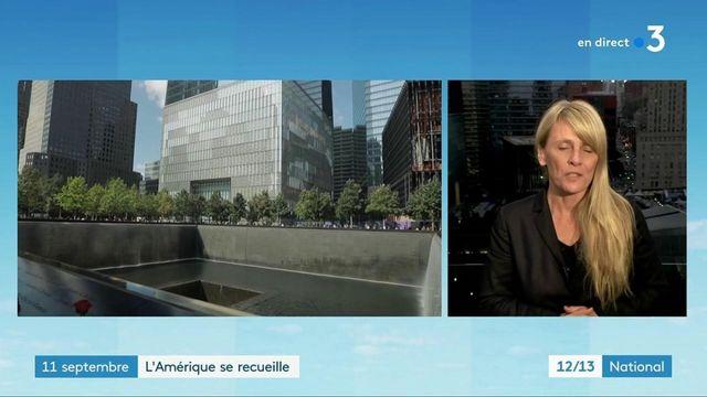 Commémorations : journée de deuil aux États-Unis, vingt après les attentats du 11-septembre