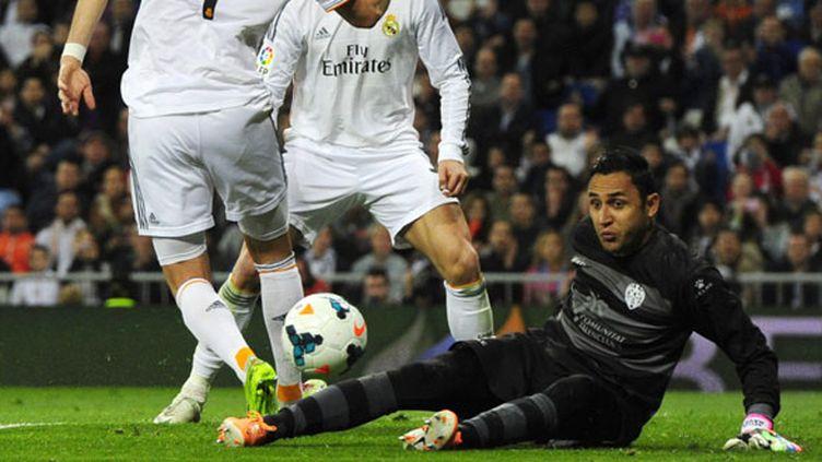 Keylor Navas va rejoindre le Real Madrid