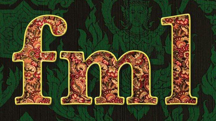 Affiche du Festival des musiques de lycéens 2013  (FML)