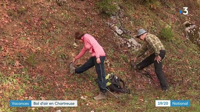 Toussaint : bouffée d'oxygène en Chartreuse, paradis des randonneurs