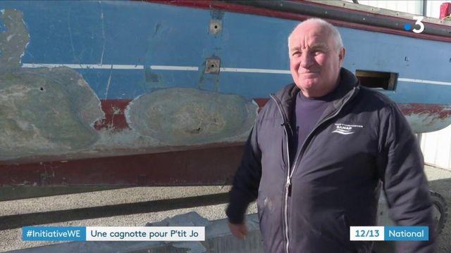 Morbihan : une cagnotte solidaire pour réparer le bateau d'un pêcheur