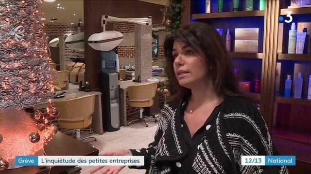 Grève : l'inquiétude grandit dans les petites entreprises