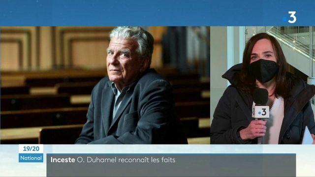 Inceste : Olivier Duhamel reconnaît des agressions sexuelles sur son beau-fils