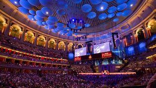 Festival BBC Proms au Royal Albert Hall de Londres (2017)  (JUSTIN TALLIS / AFP)