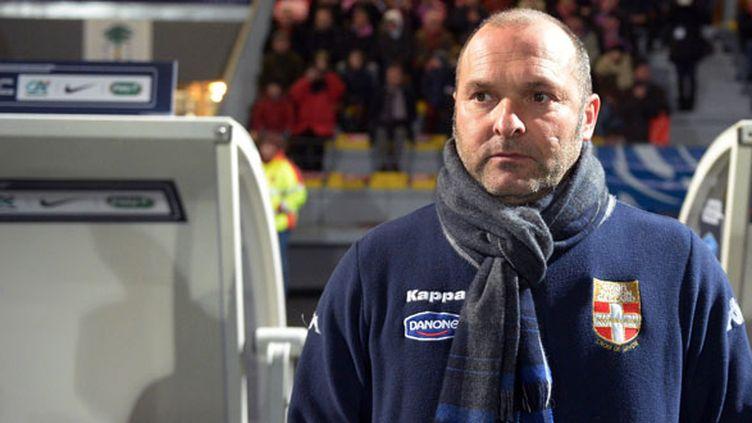 Pascal Dupraz, l'entraîneur d'Evian TG