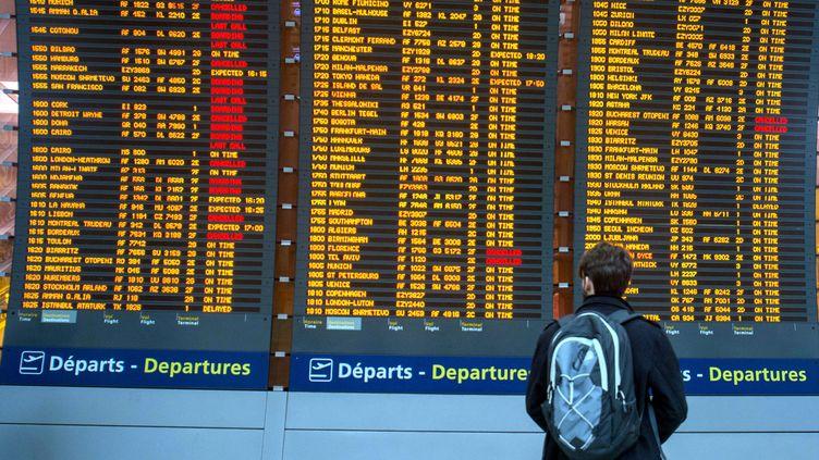 L'aéroport de Roissy (photo d'illustration). (MAXPPP)