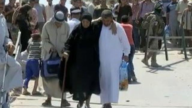 Irak : population et armée régulière fuient l'offensive jihadiste à Ramadi
