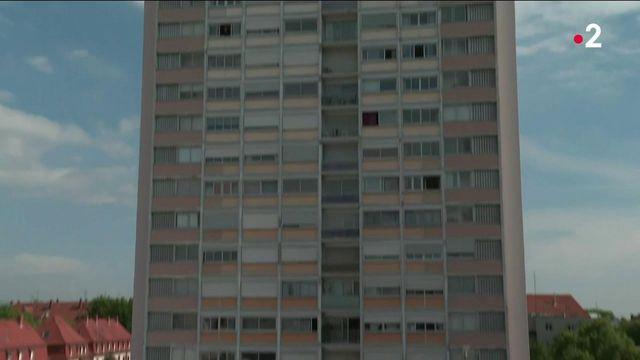 Féminicide : une femme poussée du 8ème étage d'un immeuble par son ex-compagnon à Colmar
