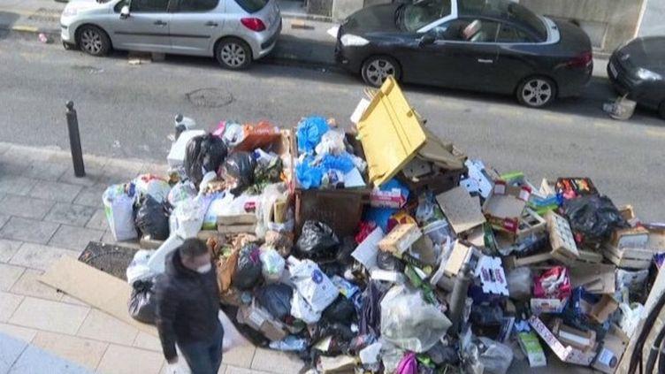 Grève des éboueurs à Marseille : des négociations ont réuni syndicats et dirigeants (France 3)