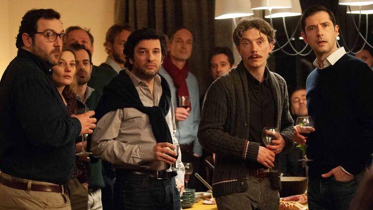 """Les acteurs de """"Grâce à Dieu"""" de François Ozon. (MARS FILM)"""