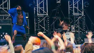 Le groupe américain Ho99o9 est programmé à la Rochelle dans le cadre de la fête de la musique.