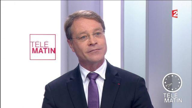 """Les 4 Vérités : pour François Asselin, la loi El Khomri reste """"relativement light"""""""