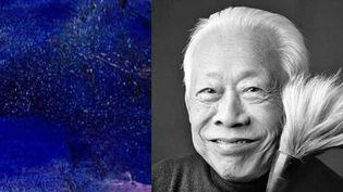 """""""Zao Wou-Ki, peintre collectionneur"""", ami des plus grands maîtres de la peinture moderne  (F3 / Dennis Bouchard)"""