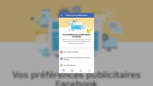 Franceinfo vous explique comment améliorer la protection de vos données sur Facebook. (FACEBOOK)