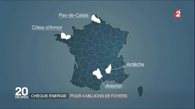 Le chèque-énergie lancé dès 2018