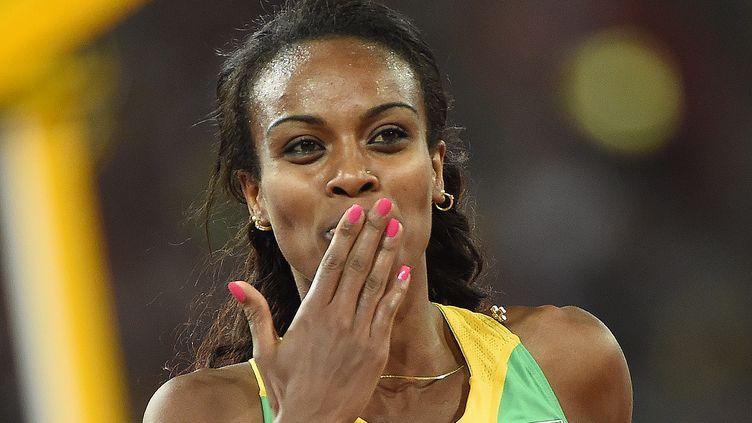 Un nouveau record pour l'Éthiopienne Genzebe Dibaba  (OLIVIER MORIN / AFP)