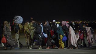 (ARMEND NIMANI / AFP)