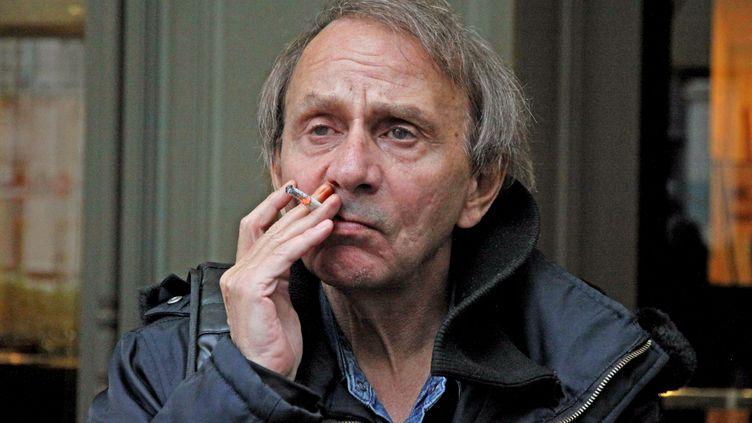 L'écrivain français Michel Houellebecq à Paris, le 20 novembre 2018. (GINIES / SIPA)