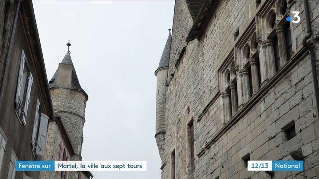 Lot : Martel, la ville aux sept tours, séduit les jeunes artisans
