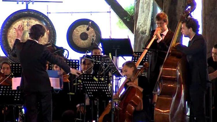 Maxime Pascal dirige la Symphonie fantastique  (France3/culturebox)