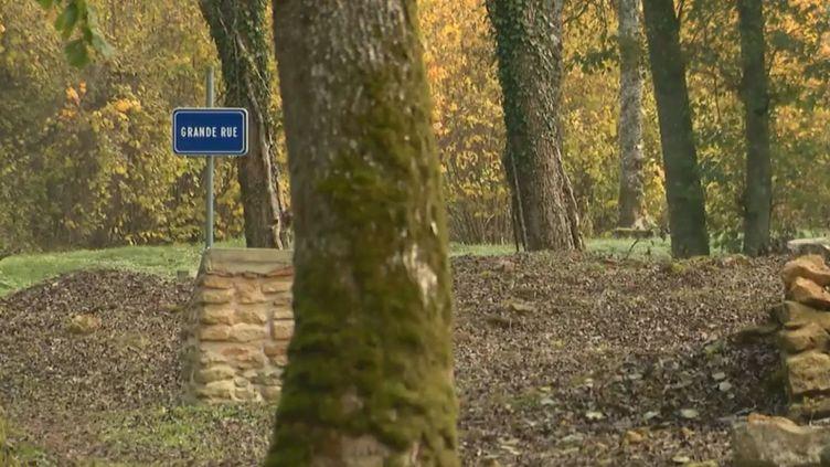 Le village fantôme de Bezonvaux, dans la Meuse. (FRANCE 2)