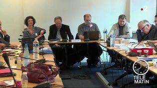 Syndicats et patronat ont discuté de la réforme de l'assurance chômage. (FRANCE 2)