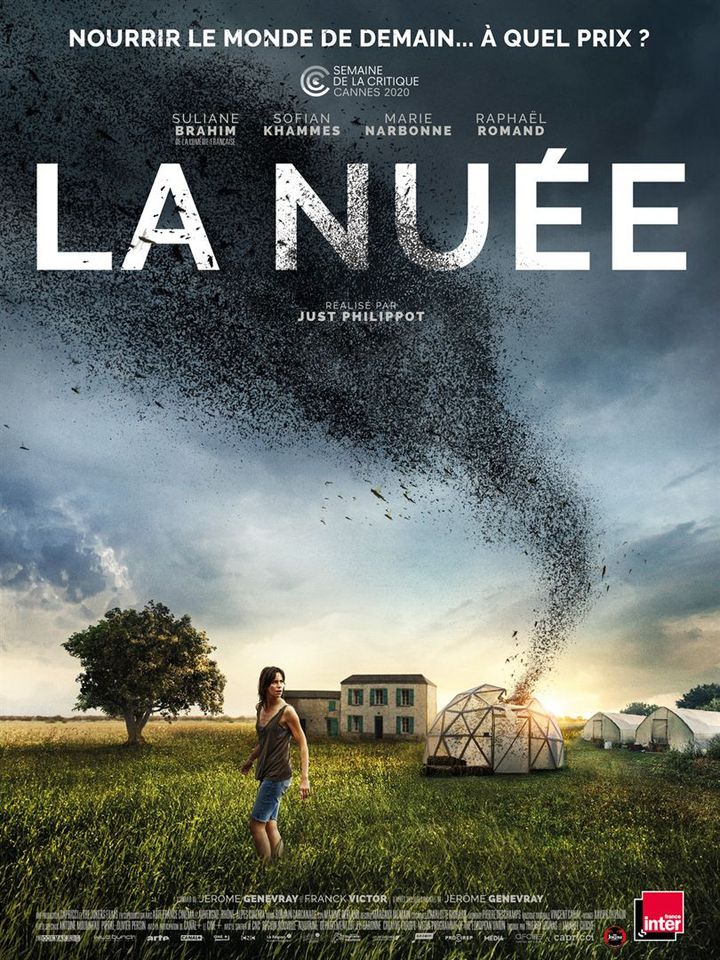 "cartel de ""La nube"" de & nbsp;  Solo Phillippo (2021).  (LOS BROMAS: CAPRICCI)"